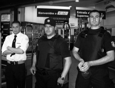 Policía Patronal